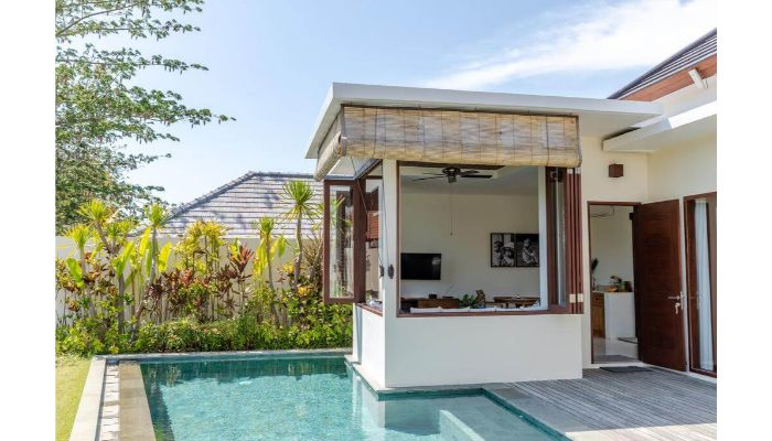 Rumah Minimalis Dengan Kolam Renang