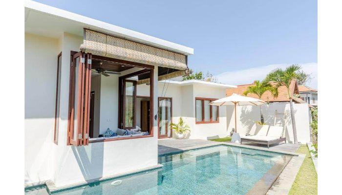 Desain Rumah Minimalis Ada Kolam Renang