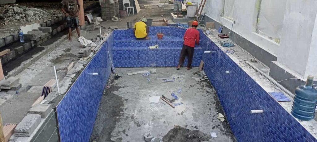 kontraktor kolam renang di gianyar